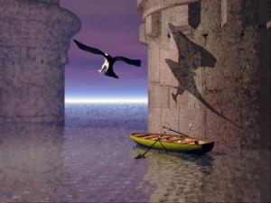 castleboat